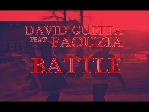 Battle - David Guetta Feat. Faouzia (Lyrics + Tradução)