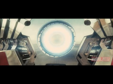 [HD] Iron Man Suit (bonus Rhodey Suit)