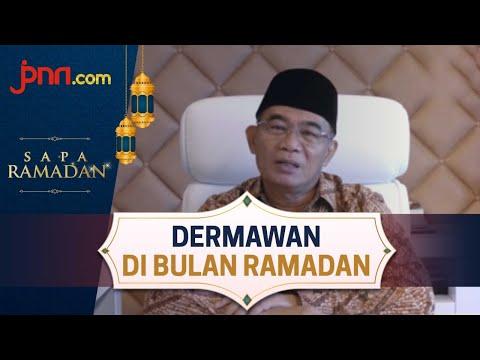 Muhadjir Effendy: Ramadan Bulan Istimewa bagi Dermawan