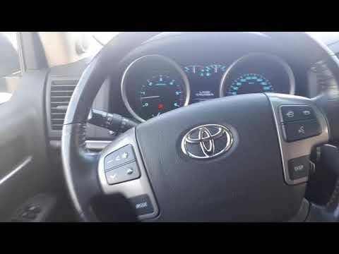 Toyota LC200, воздух в системе ГУР, как избавиться