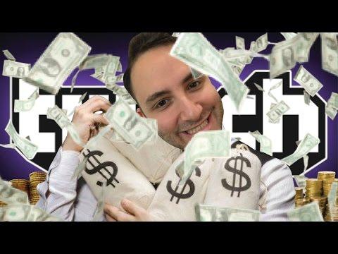 Twitch rich