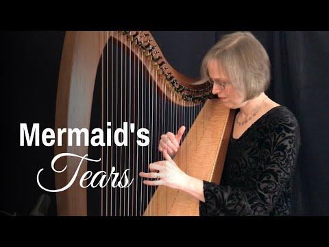 Mermaid's Tears, harp sheet music