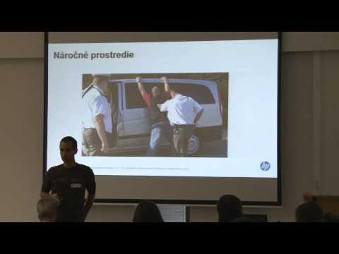 Slovakia World Usability Day 2013 - Vojto Bálint, HP Slovakia - Mobilný policajt