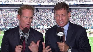 NFL Funniest Announcer Moments