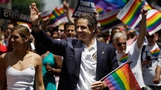 Gov. Andrew Cuomo on Ending the AIDS Epidemic in New York