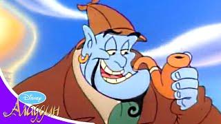 Аладдин Серия 30 Элементарно Жасмин волшебный Мультсериал Disney новые серии