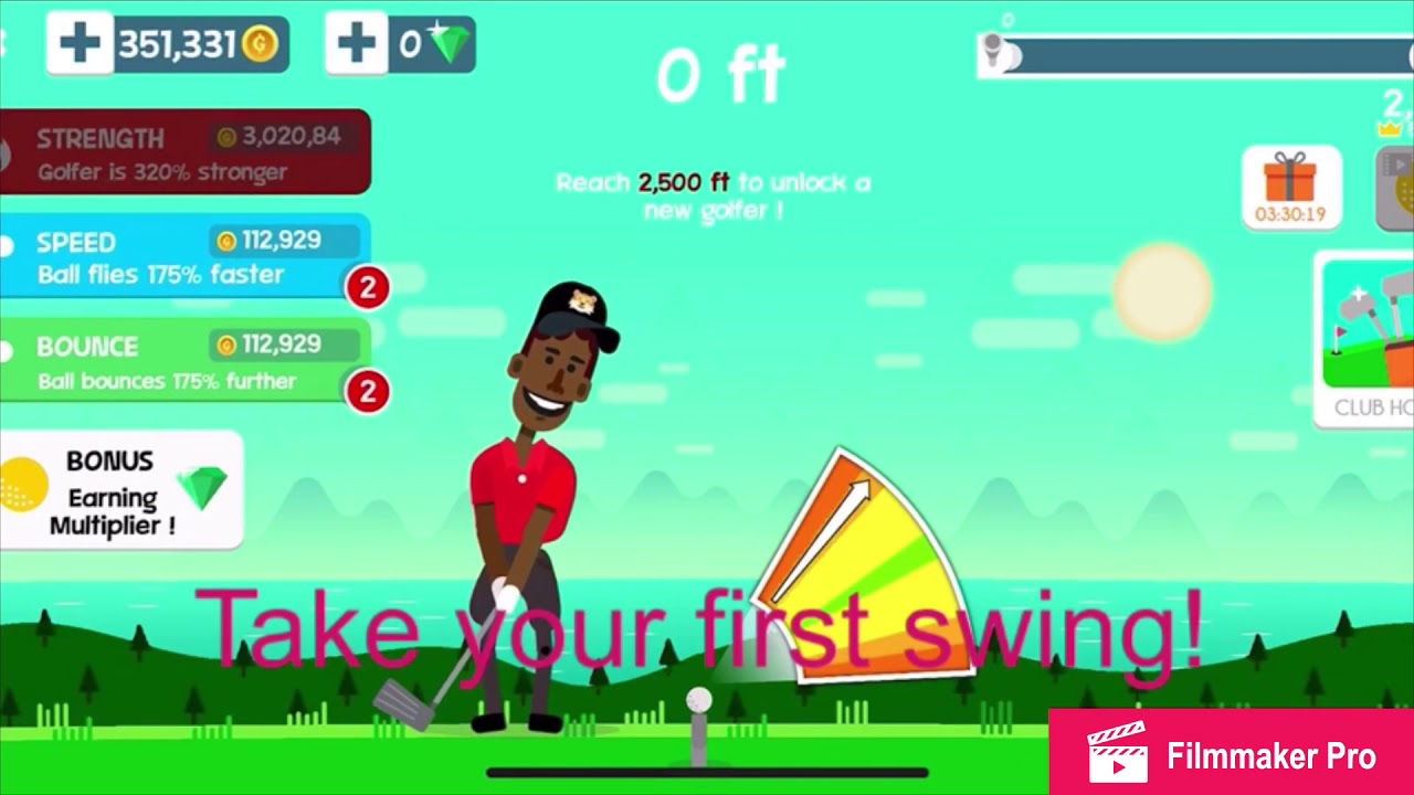 Golf Orbit mod and apk download for pc, ios and android