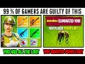 10 WEIRD Gaming Habits That You Are Probably GUILTY of Doing | Chaos
