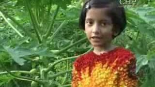 Islamic song islami gan  Children's song keo chute jai