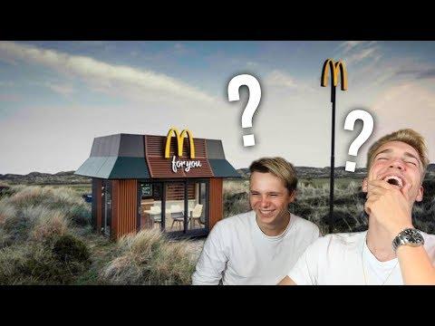 Waar Is Deze McDonalds?