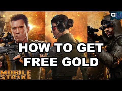 Mobile Strike Hack - How to get free Packs, VIP, XP and Gold in Mobile Strike