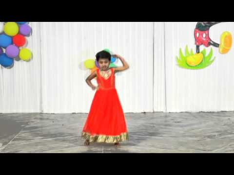 Chinna Chinna Malai song dance, Capitanio Nursery School, Annual Day 2016