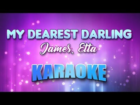 James, Etta - My Dearest Darling (Karaoke & Lyrics)