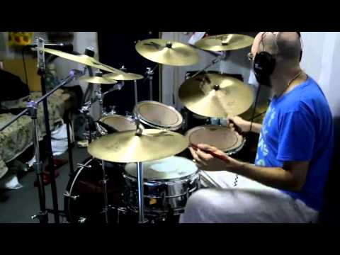 Jazz Fusion/Funk/Acid jazz groove on drums