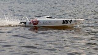 US1 Joysway Catamaran Boat - Ein Film von Ziegannmovies