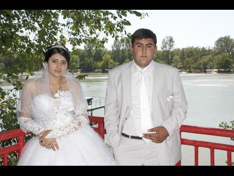 Цыганская свадьба. Петр и Явда