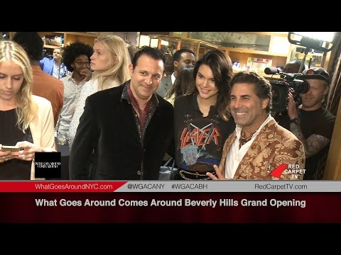 What Goes Around Comes Around Beverly Hills Grand Opening