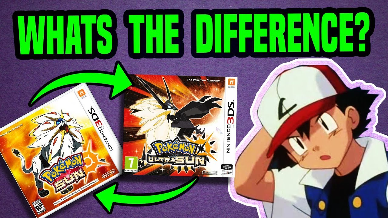 TOP 20 REASONS TO BUY POKEMON ULTRA SUN AND MOON | What's Different?