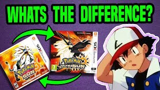 TOP 20 REASONS TO BUY POKEMON ULTRA SUN AND MOON | What