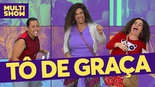 Baixar Tô De Graça   Dona Graça + Briti + Marraia Karen   TVZ Ao Vivo   Música Multishow