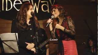 Chiara Civello entrevista Ana Carolina e cantam