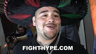(WOW!) CANELO GIVING ANDY RUIZ ADVICE FOR JOSHUA REMATCH; GOING TO SAUDI ARABIA TO SUPPORT