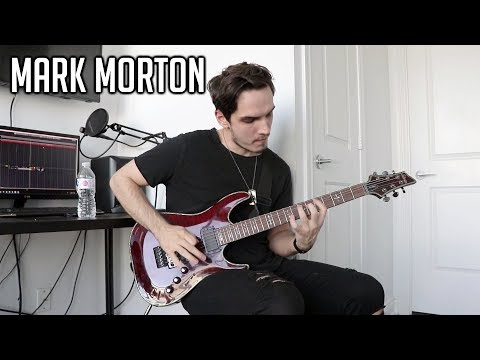 Mark Morton | Cross Off ft. Chester Bennington | GUITAR COVER (2019) Mp3