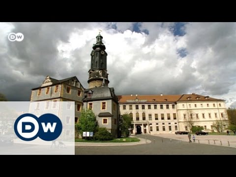 Weimar - from Goethe to Gropius | Discover Germany