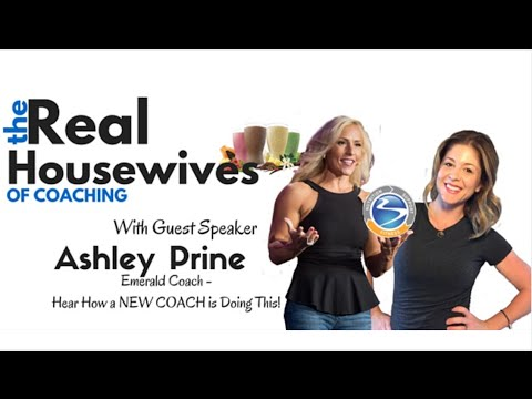 How Does Beachbody Coaching Work | New Coach Ashley Prine | The Real Housewives