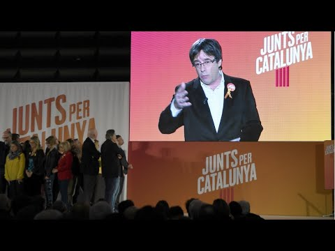 Catalonia: Election campaign kicks off with some candidates still jailed