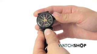 Vivienne Westwood Ladies' Orb Watch (VV006BK)