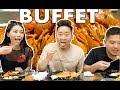 THE BEST BUFFET IN ASIA! (Hong Kong