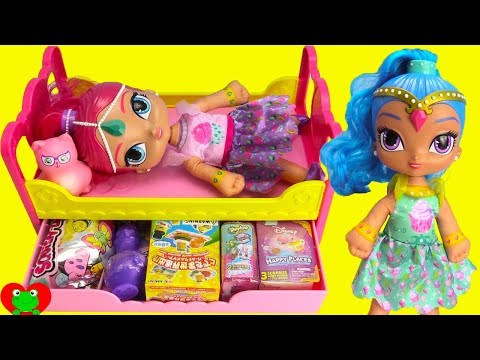 Thumbnail: Shimmer and Shine Night Time Slumber Party Surprises