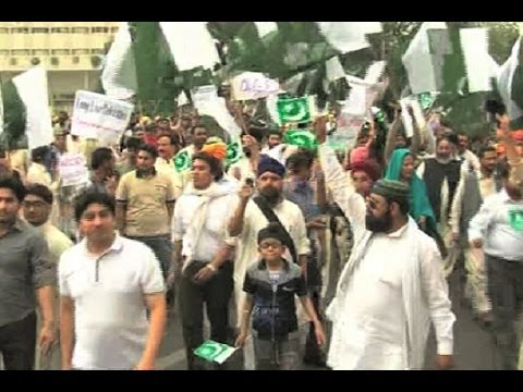 Dunya News - PML (Q) rallies in favour of Pakistan Army