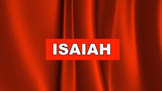 Isaiah (The Book of Isaiah Visual Bible) WEB | Bible Movie