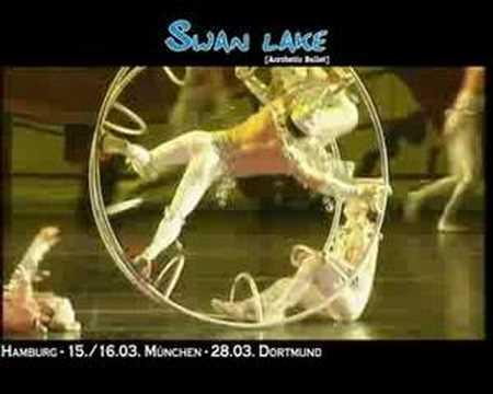 SWAN LAKE - Acrobatic Ballet