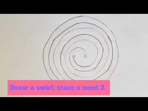 DIY - How to make Paper Spinner Arts and Craft  - #DIY - Paper Spinners !