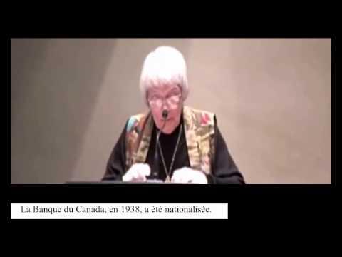 Ann Emmett explique la Banque du Canada