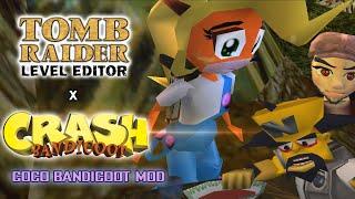 🎮 Coco Bandicoot Mod - Tomb Raider III