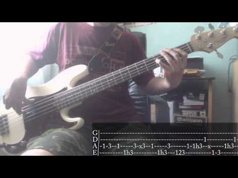 jamiroquai bass tab: