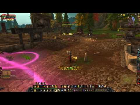 Practical Vengeance Quest ID 27483 Playthrough Silverpine Forest