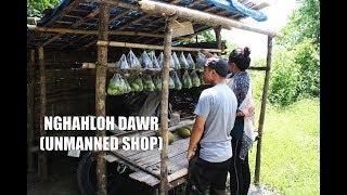 Nghahloh Dawr - Shop without shopkeeper - Mizoram (Amazing India)