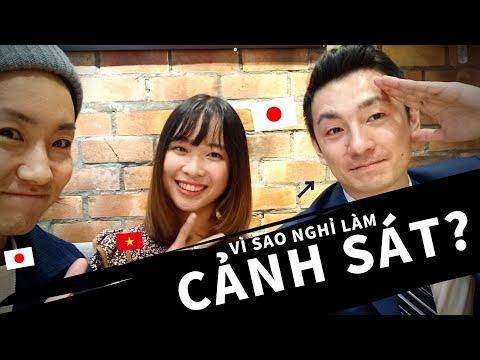 Tại sao cựu CẢNH SÁT chọn sống ở Việt Nam không phải Nhật?|HOCTV×KiKi.Jp
