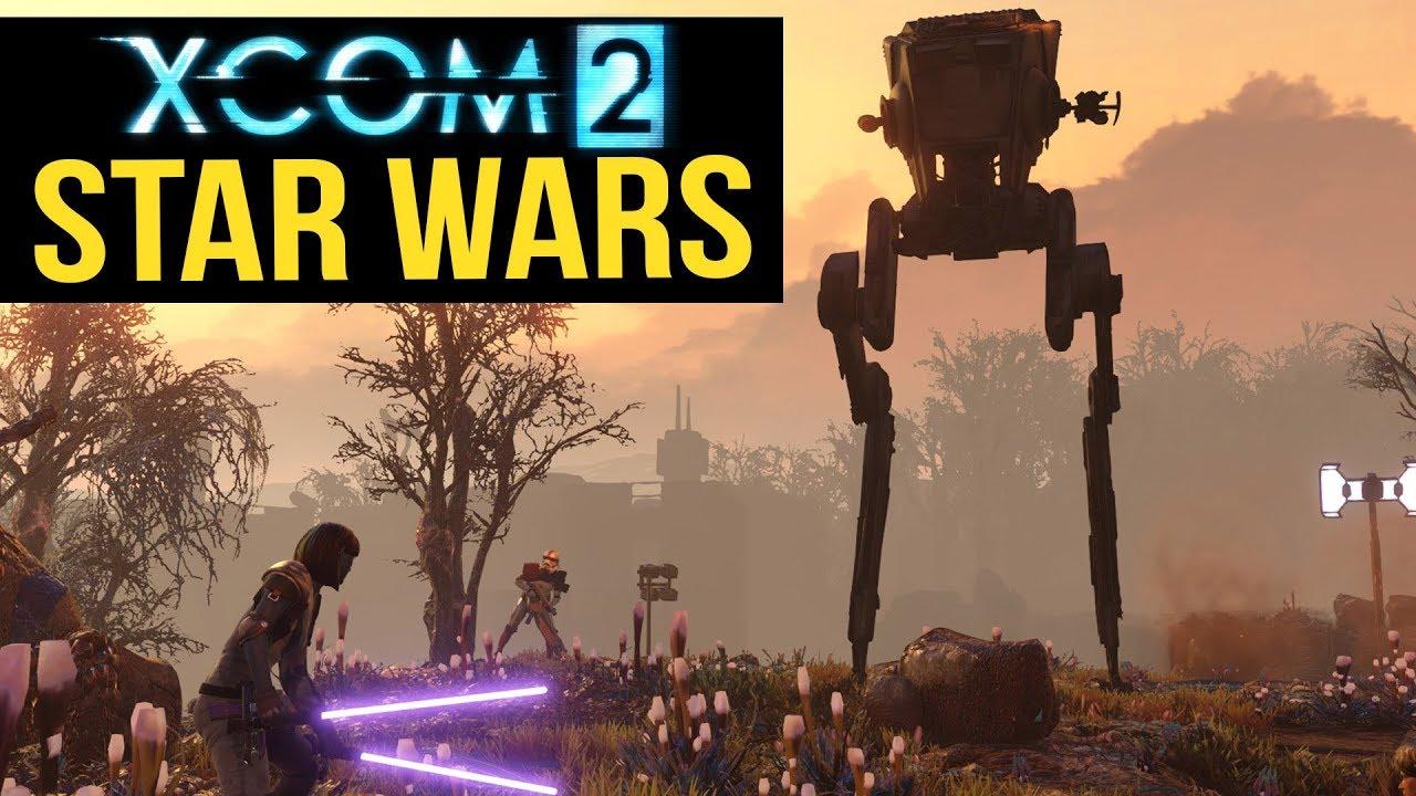X Com 2 Star Wars Total Conversion