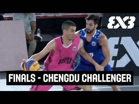 LIVE 🔴 - FIBA 3x3 Chengdu Challenger 2018 - Semi-Final/Final - Chengdu, China