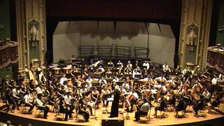 The University of Chicago Symphony Orchestra plays Josef Suk, Fantastic Scherzo