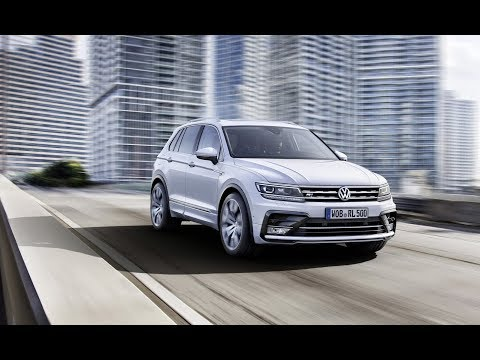 Hot News!!!...2018 Volkswagen Tiguan R Line