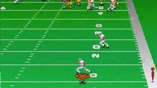 Madden NFL 97 (Genesis)-Gameplay