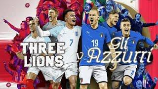 Final euro 2021 (pes) - italia vs inggris - full match psp gameplay