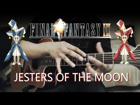 Jesters of the Moon  Final Fantasy IX Guitar   Anton Betita